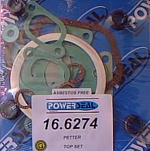 <b>PJ1/PJ1Z Top Gasket Set :</b>