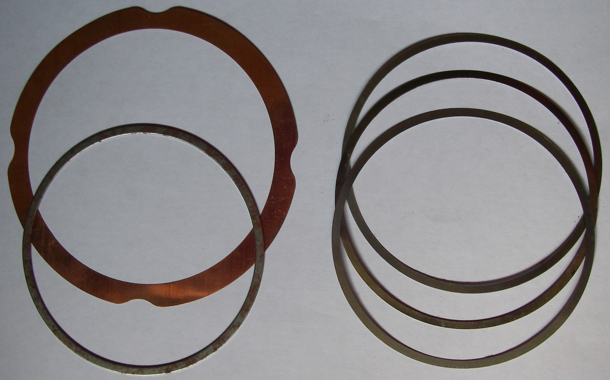 <b>Lister SR1 Engine Cylinder Head Gasket & Shim Set. </b>