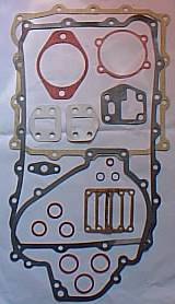 <b>P600 Bottom Gasket Set :</b>